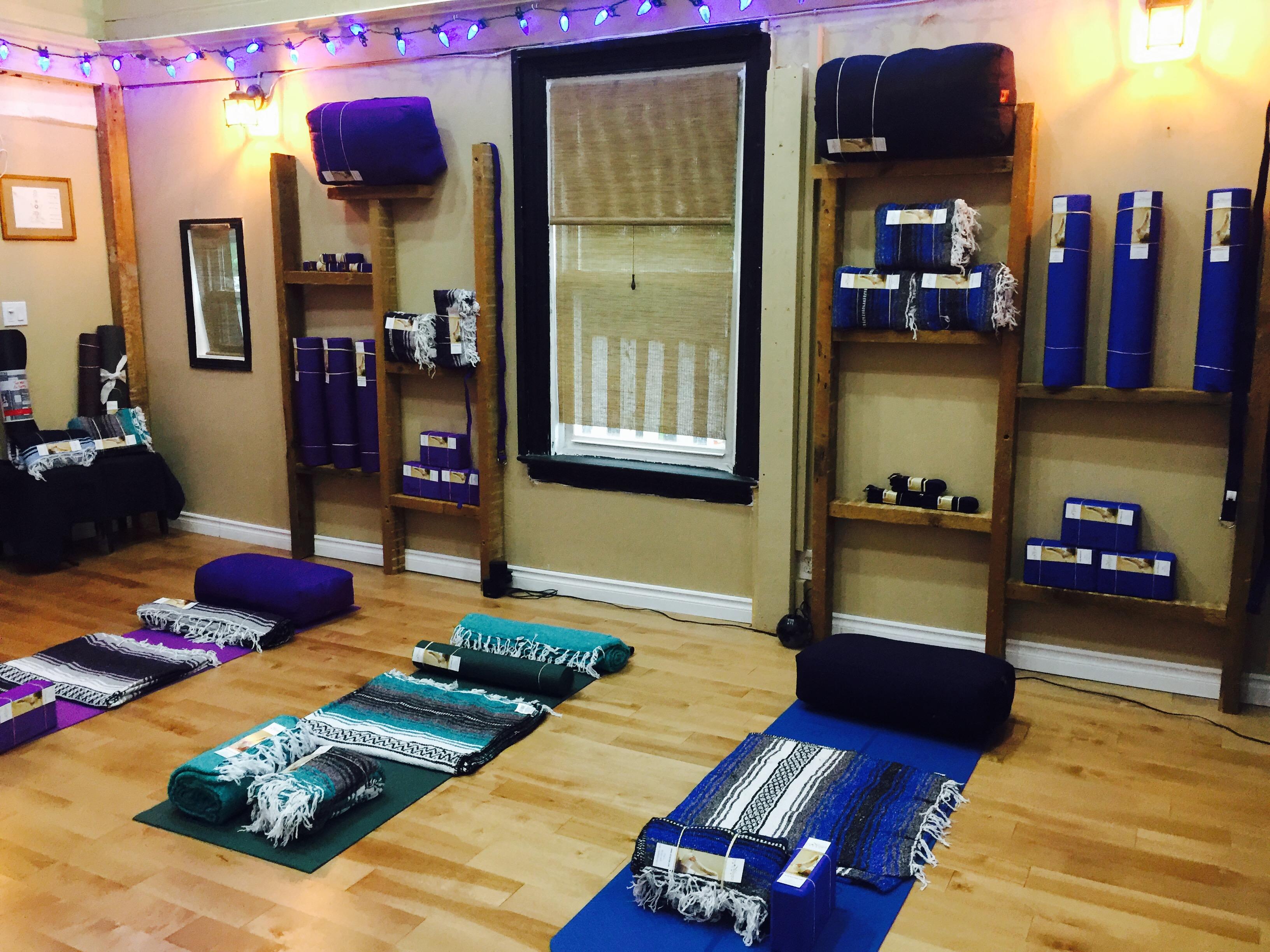 Yoga Props Shop